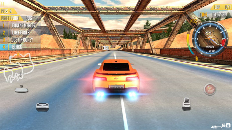 Download Adrenaline Racing: Hypercars Android + Apk Obb SD - Google Play