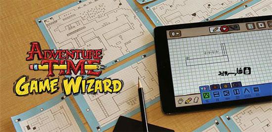 دانلود Adventure Time Game Wizard - بازی خارق العاده اندروید + دیتا!