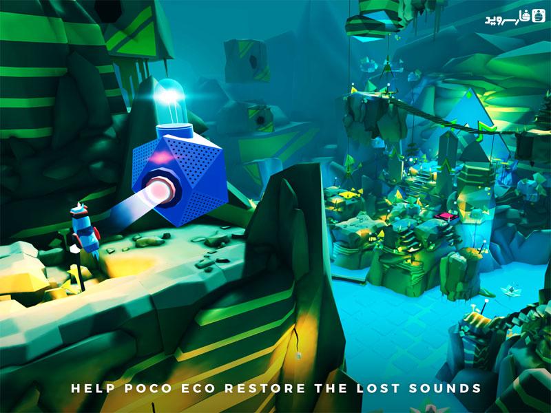 دانلود Adventures of Poco Eco 1.7.1 – بازی موزیکال اندروید + دیتا