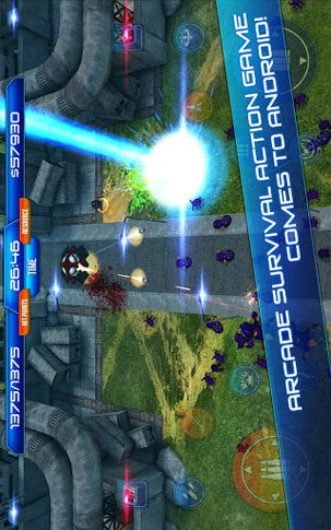 Aftershock Android Game