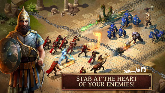 Download Age of Sparta Android Apk + Obb SD - Google Play