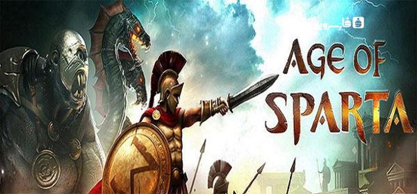 دانلود Age of Sparta - بازی عصر اسپارتا اندروید + دیتا
