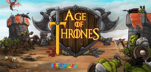 دانلود Age of Thrones - بازی اکشن عصر ترون ها اندروید + دیتا