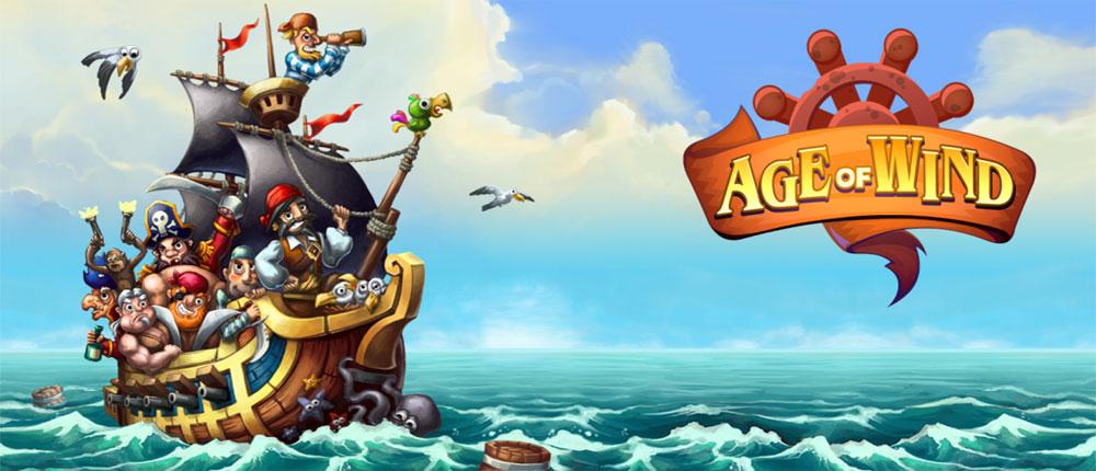 دانلود Age of wind 3 - بازی ماجراجویی عصر باد 3 اندروید + دیتا