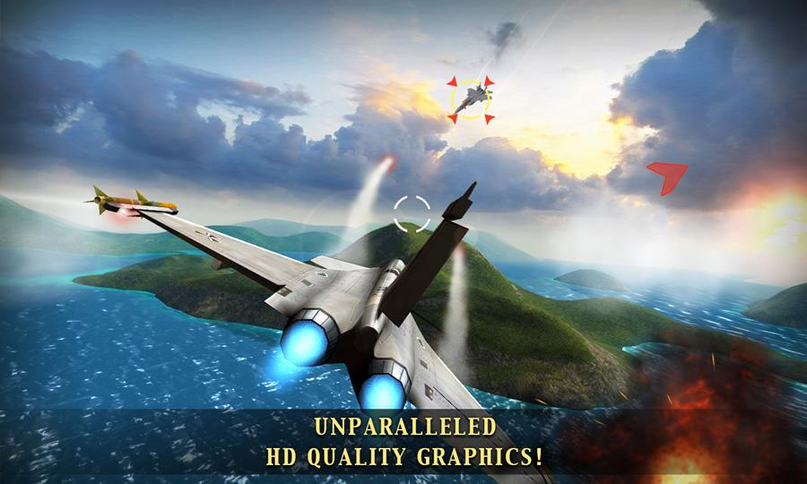 Air Combat: Online Android - بازی اندروید