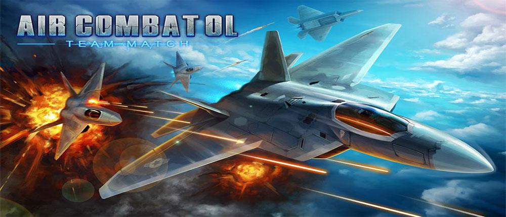 دانلود Air Combat: Online - بازی فوق العاده زیبا و گرافیکی آنلاین مبارزات هوایی اندروید + دیتا!