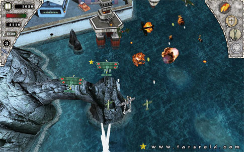 Download AirAttack HD Android Apk - NEW FREE