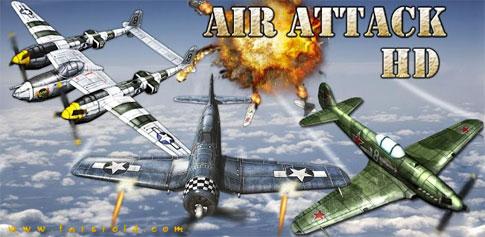 دانلود AirAttack HD - بازی اچ دی پرطرفدار حمله هوایی اندروید