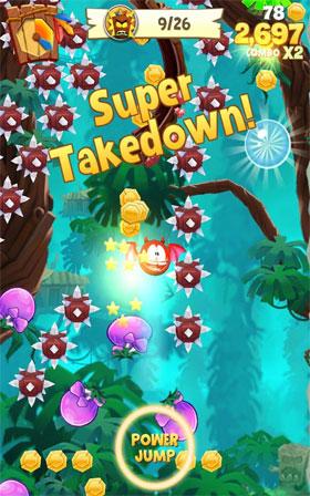 دانلود Airheads Jump 1.3.0 – بازی رکورد پرش اندروید + مود