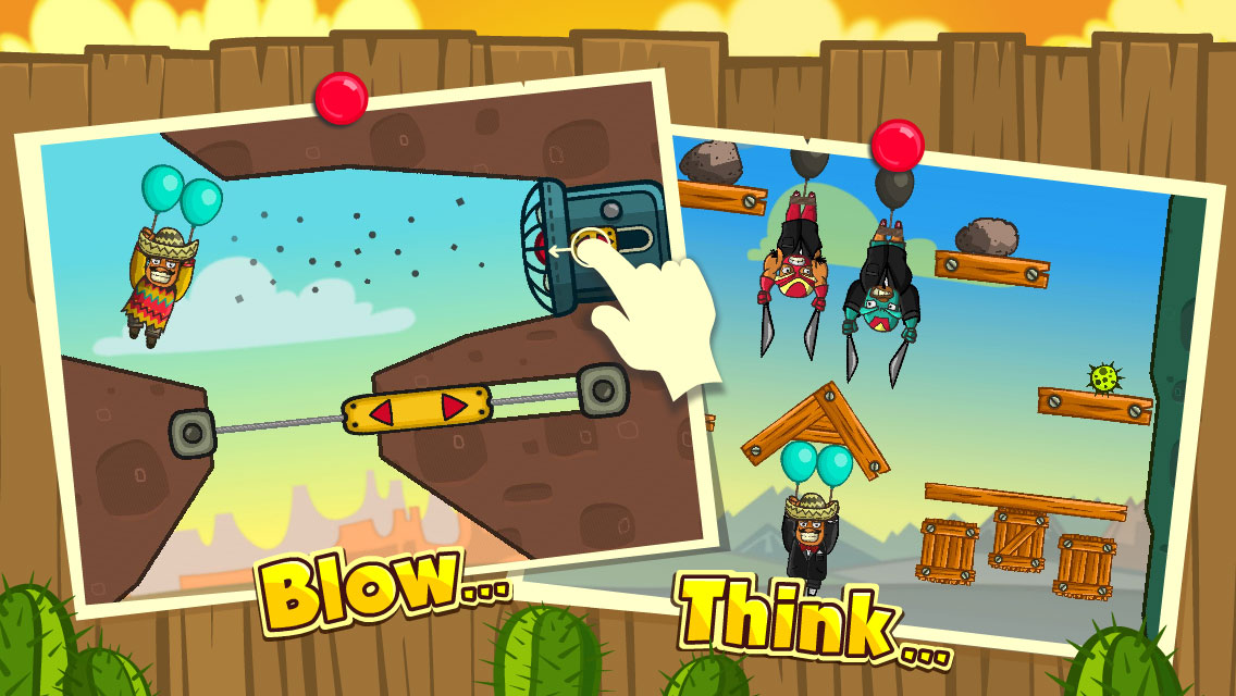 Download Amigo Pancho Android Apk Original + Mod - Qaibo Games Google Play