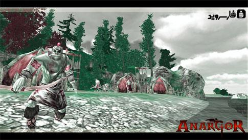 دانلود Anargor – 3D RPG FREE 2.2 – بازی اکشن اندروید + دیتا