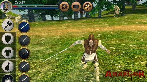 Download Anargor - 3D RPG FREE Android Apk + OBB SD - Google Play