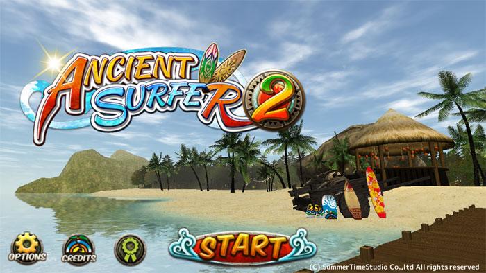 دانلود Ancient Surfer 2 - بازی موج سوار باستان 2 اندروید!