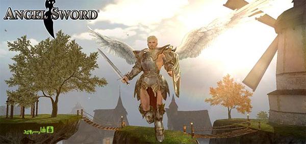 دانلود Angel Sword 1.0.0 - بازی RPG شمشیر فرشته اندروید + مود + دیتا