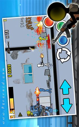 Anger of Stick 2 Android بازی جدید اندروید