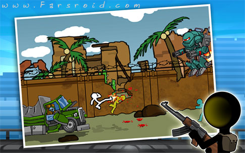 Download Anger of Stick 2 Android Apk - NEW FREE