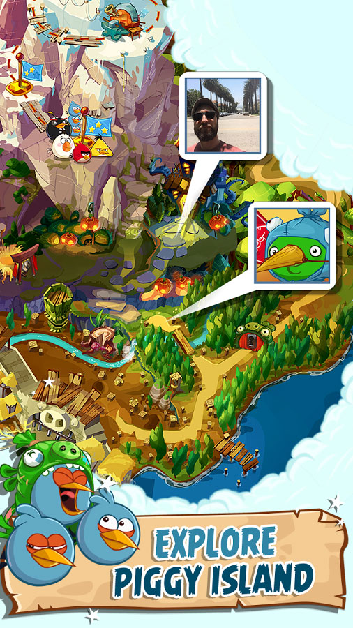 Angry Birds Epic - بازی جدید اندروید