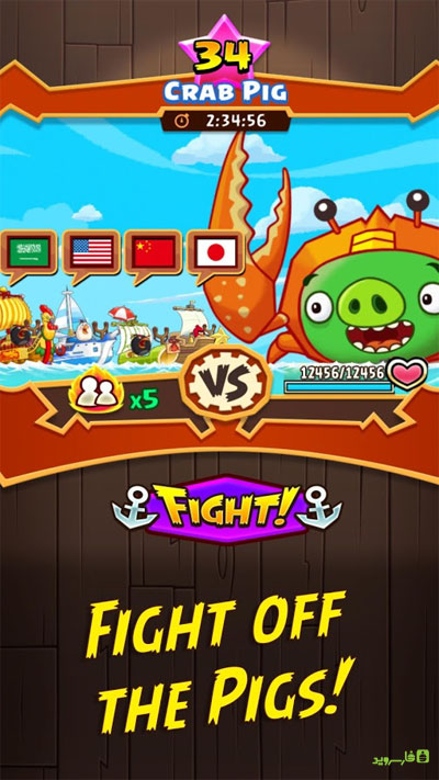 Download Angry Birds Fight Android Apk Original + Mod + MegaMod - Google Play