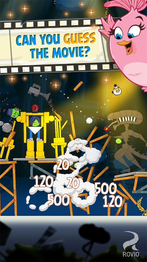 دانلود Angry Birds Seasons 6.6.2 – بازی پرندگان عصبانی فصل ها اندروید + مود