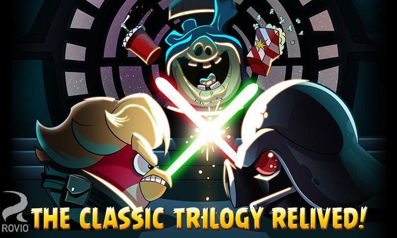 دانلود Angry Birds Star Wars 1.5.13 – بازی انگری بیردز اندروید + مود
