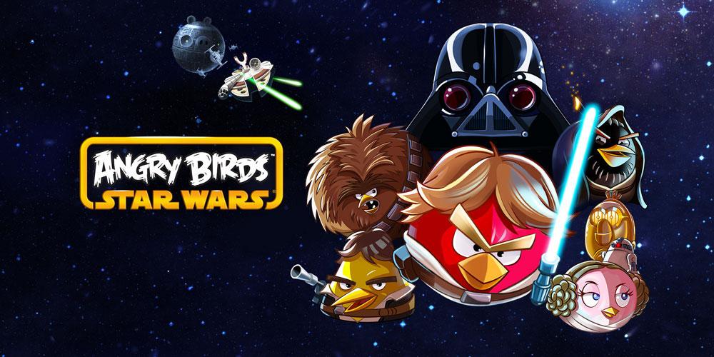 دانلود Angry Birds Star Wars - بازی انگری بیرد اندروید