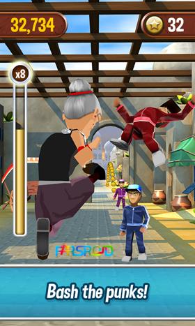 دانلود Angry Gran Run 2.6.0 – بازی مادربزرگ عصبانی دونده اندروید + مود