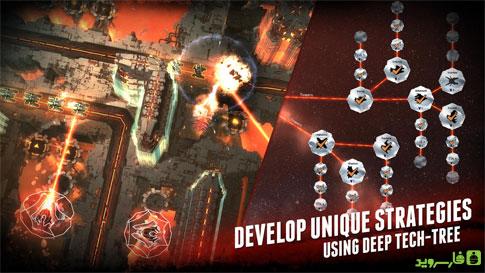 Anomaly Defenders - بازی اندروید