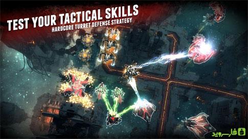 Anomaly Defenders Android - بازی جدید اندروید