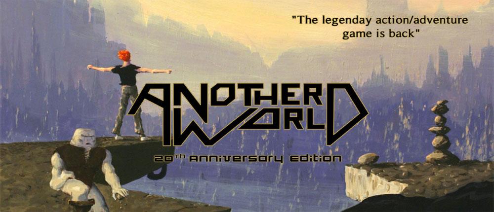 دانلود Another World 1.1.7 - بازی ماجراجویی اندروید + دیتا