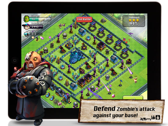 Download Apoc Wars: Zombies Clash Android Apk - Google Play