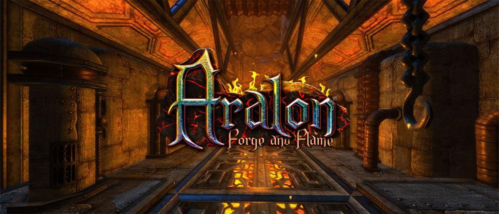 """دانلود Aralon: Forge and Flame 3d RPG - بازی اکشن فوق العاده """"آرالون"""" اندروید + مود + دیتا"""