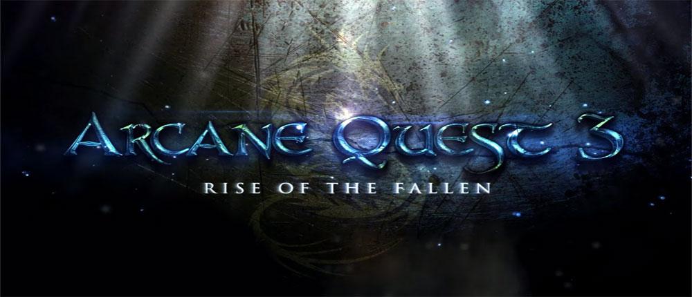 """دانلود Arcane Quest 3 - بازی نقش آفرینی """"پویش محرمانه 3"""" اندروید + مود + دیتا"""