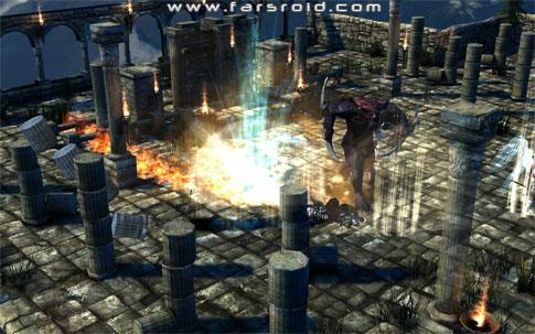 Archangel Android - بازی فرشته آسمان اندروید