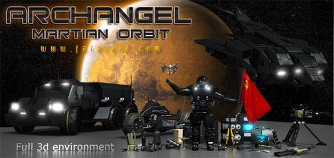 دانلود Archangel: Martian Orbit - بازی ماجراجویی 3D اندروید!