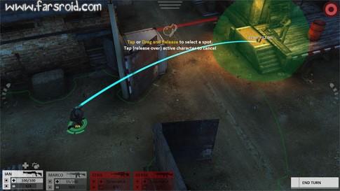 Arma Tactics (Non-Tegra) Android بازی اندروید