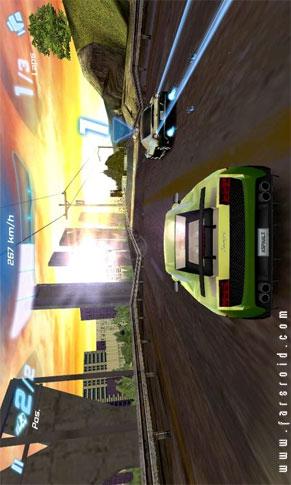 Asphalt 6: Adrenaline Android بازی آسفالت 8 اندروید