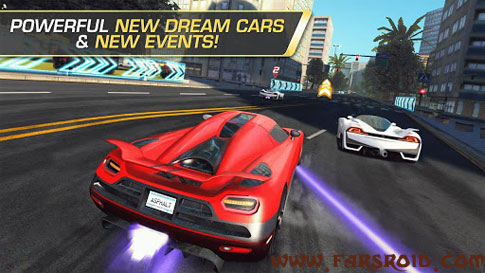 Asphalt 7: Heat Android