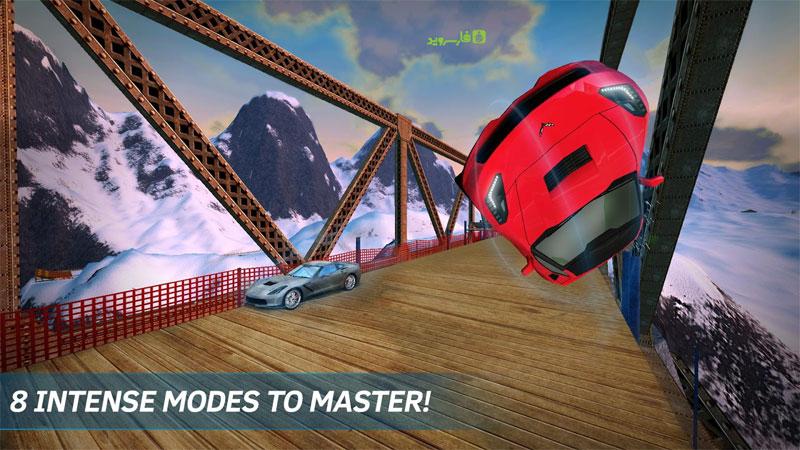 Asphalt Nitro 5 دانلود Asphalt:Nitro 1.3.1c – بازی آسفالت نیترو گیملافت آندروید + مود