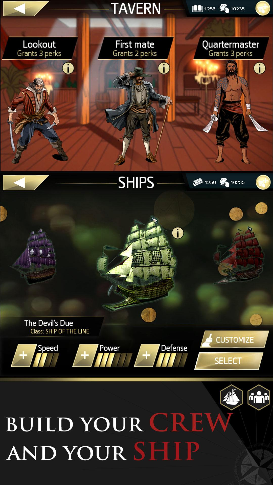 Assassin's Creed Pirates Android بازی اندروید