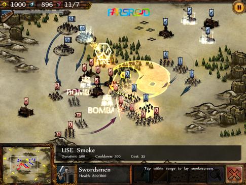 دانلود Autumn Dynasty – RTS 1.07 – بازی استراتژی سلسله پاییز اندروید + دیتا