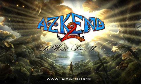 دانلود Azkend 2: The World Beneath - بازی پازل اندروید!