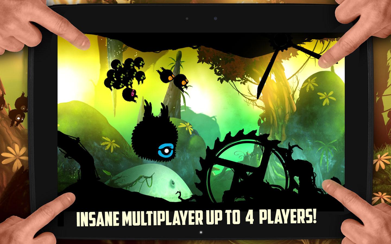 BADLAND Android بازی بدلند اندروید