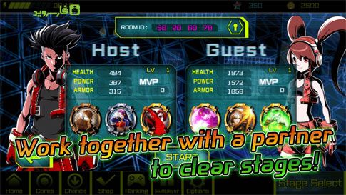 BEAST BUSTERS featuring KOF Android