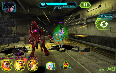 Download BEAST BUSTERS featuring KOF Android Apk + Obb - Google Play