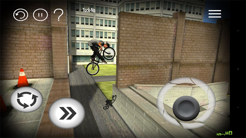 BMX Streets Android