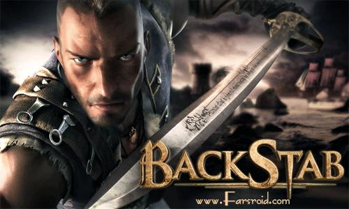 دانلود BackStab November 2013 - بازی بک استب گیملافت اندروید !