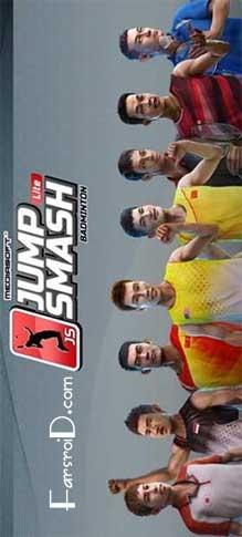 Badminton: Jump Smash Android بازی اندروید