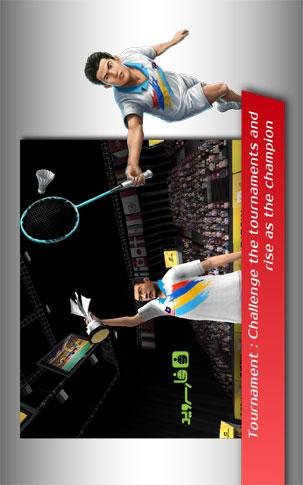 Badminton:Jump Smash™ 2014 Android - بازی جدید اندروید