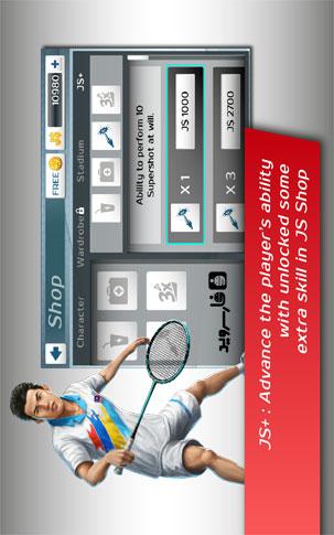 دانلود Badminton:Jump Smash™ 2014 1.2.42 – بازی بدمینتون اندروید