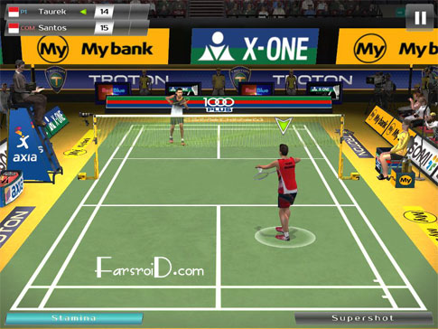 Download Badminton: Jump Smash Android Apk + obb - NEW